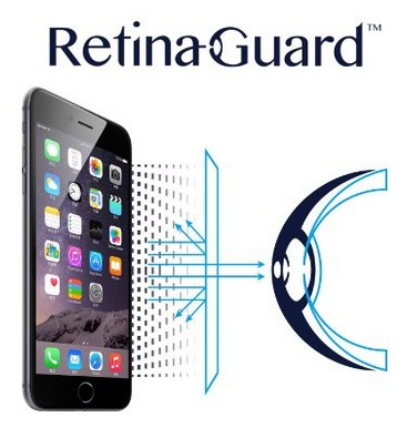 iPhone6 ブルーライトカット
